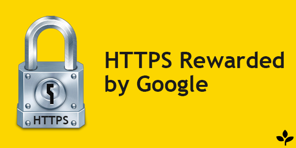 HTTPS-Rewarded-by-Google